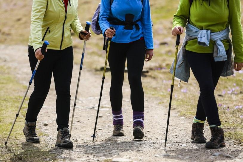 Turyści w Tatrach. Dobre przygotowanie do wyprawy to podstawa /Beata Zawrzel /East News