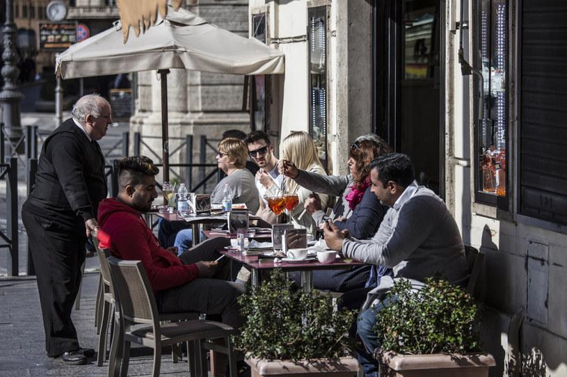 Turyści we Włoszech /AFP