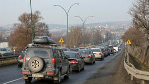 Turyści wracają spod Tatr. Ogromne korki na zakopiance