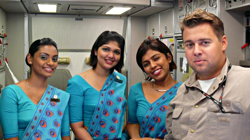 Randki z indyjskimi pilotami