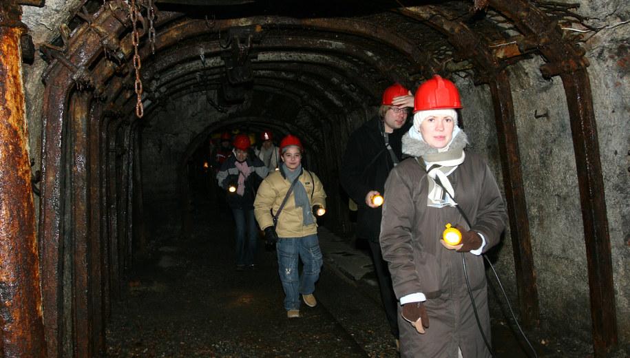 Turystyczna kopalnia w Nowej Rudzie / Lech Muszyński    /PAP
