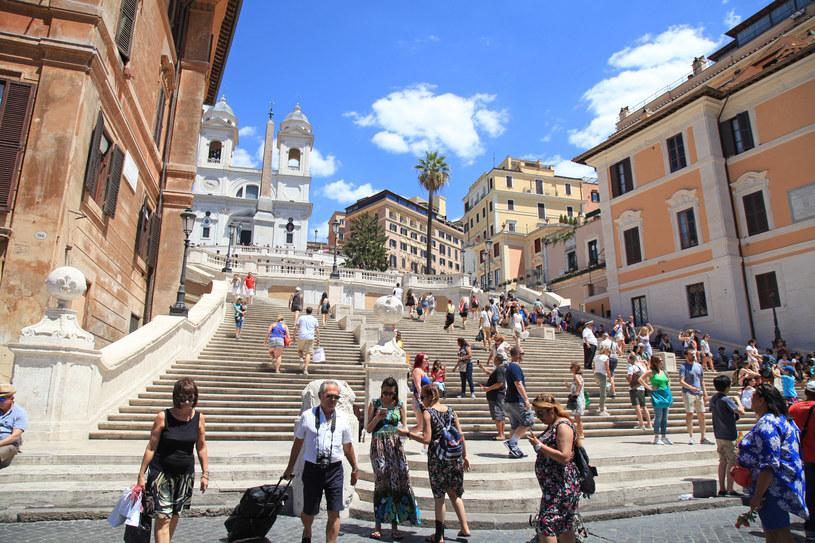 Turystyka we Włoszech cofnęła się o 30 lat! /123RF/PICSEL