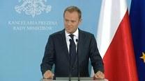 Tusk: Amerykanie muszą nam pomóc