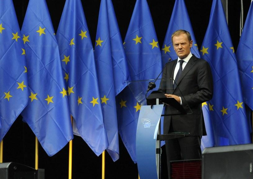 Tusk będzie nowym szefem Komisji Europejskiej? /AFP