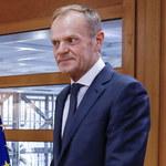 Tusk: Chciałbym, by spór Polski z KE zakończył się jak najszybciej