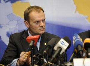 Tusk: Decyzje zapadły, wolę zejść z linii sporu
