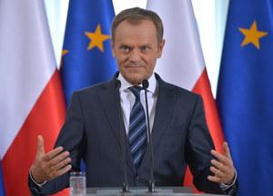 Tusk: Europejskiej szansy nikt nam nie dał za darmo