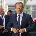 Tusk i Morawiecki mówią jednym głosem w sprawie migrantów. Ruszył szczyt w Brukseli