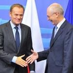 Tusk i Van Rompuy umiarkowanymi optymistami ws. budżetu UE