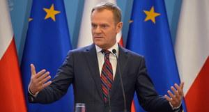 Tusk: Niektóre wypowiedzi Putina to dowód, że wywieranie presji jest skuteczne