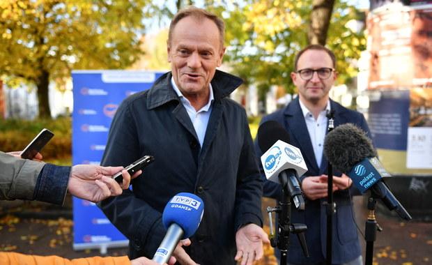 Tusk: Nikomu nie przyszło do głowy karać Polaków za upór pisowskiej władzy