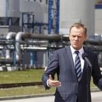 Tusk: Nowy blok w Jaworznie to praca dla polskich górników