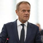 Tusk o przyjęciu euro: Potrzeba odpowiedzialnej polityki finansowej. Póki co nie ma tematu