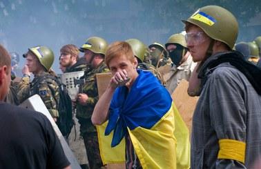 Tusk o Ukrainie: Mamy do czynienia z wojną