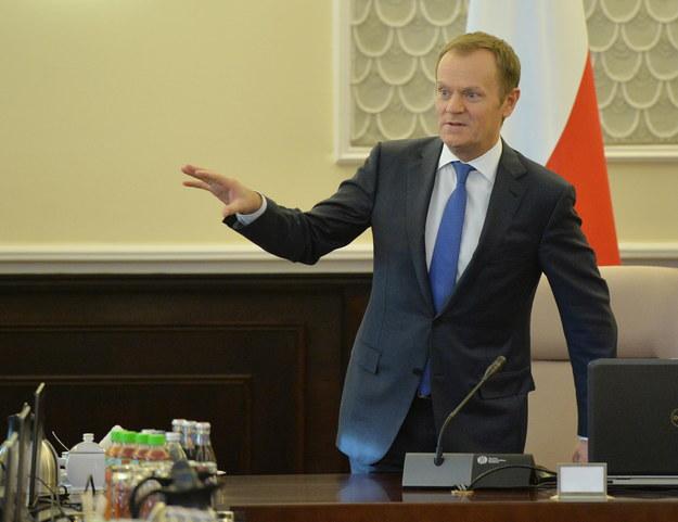 Tusk: Polska za osiem lat będzie bogata