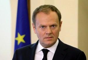 Tusk spotkał się z europosłami PO. Apelował o spokój
