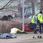 Tusk: Sprawcy śmiertelnych wypadków stracą na zawsze prawo jazdy