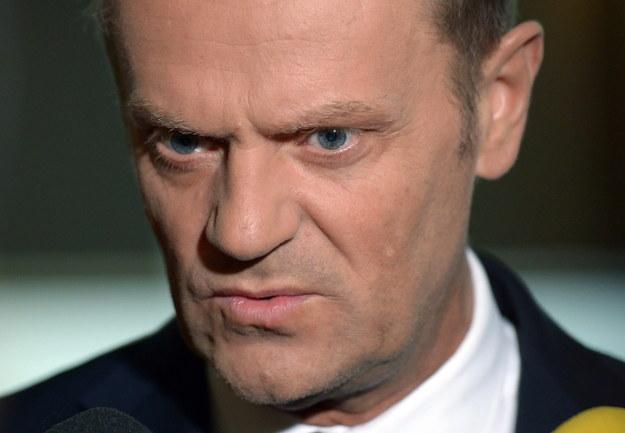 """Tusk szefem Rady Europejskiej? Premier nie mówi """"nie"""""""