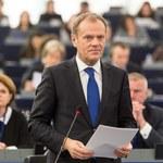 Tusk: Ta debata to smutne zdarzenie. W trzech sprawach zgadzam się z premier Szydło