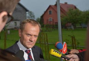 Tusk: To jest naprawdę poważne zagrożenie