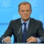 Tusk: Wybrałem ZUS, bo mam do niego większe zaufanie