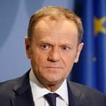 Tusk zapowiada nadzwyczajną debatę na szczycie UE o handlu z USA