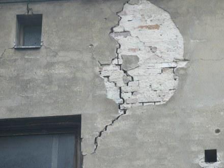 Tutaj nie da się normalnie żyć! / fot. T. Zieliński /Agencja SE/East News