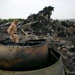 TV: Odłamek znaleziony na miejscu katastrofy boeinga pasuje do rosyjskich pocisków