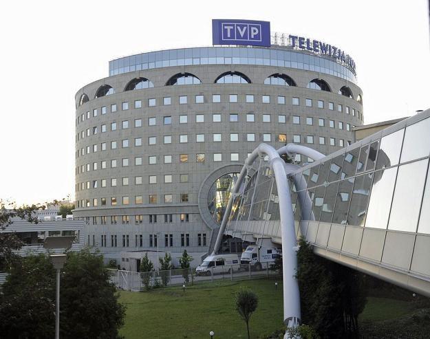 TVP jest skrajnie niedofinansowana. Fot. Witold Rozbicki /Reporter
