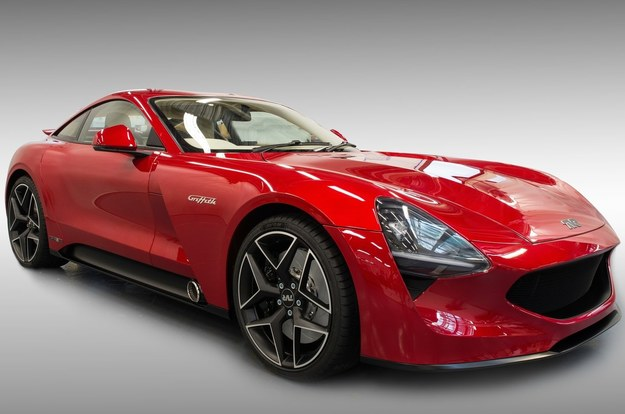 TVR Griffith /