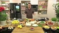 Twaróg na wiele sposobów w kuchni Grzegorza Zawieruchy