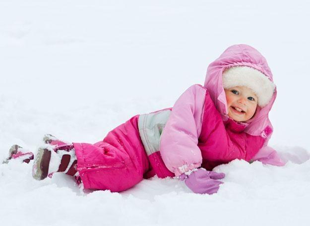 Twarz dziecka w zimę, wymaga specjalnej pielęgnacji /© Panthermedia