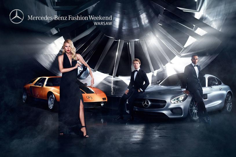 Twarzami kampanii są Nico Rosberg i Lewis Hamilton, mistrz świata Formuły 1 oraz Dree Hemingway /Styl.pl/materiały prasowe
