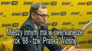"""""""Twarzami stanu wojennego byli generał Wojciech Jaruzelski i Czesław Kiszczak"""""""