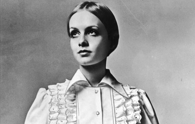 Twiggy, fot. Express Newspapers  /Getty Images/Flash Press Media