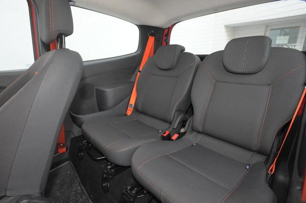 twingo fotele tył /Motor