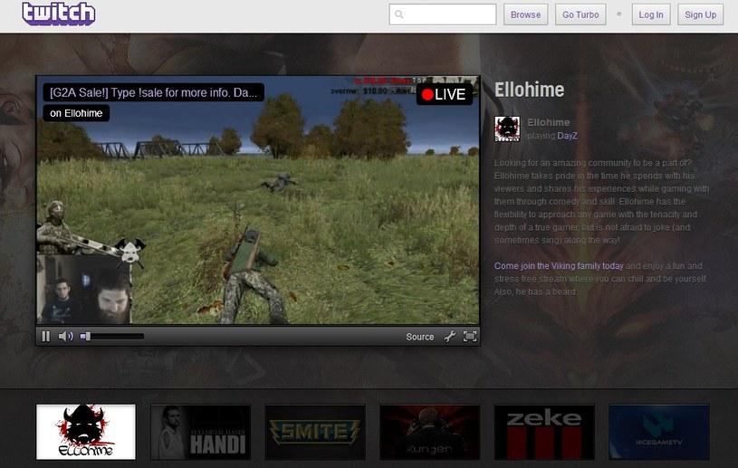 Twitch.tv - ta platforma umożliwiająca streamowanie staje się coraz popularniejsza, także w Polsce /Internet