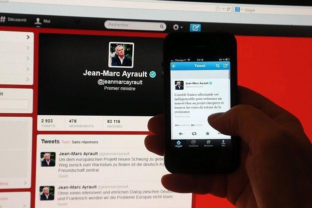 Twitter wchodzi na giełdę /AFP