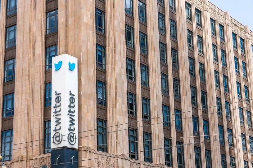 """Twitter został oskarżony w Rosji o """"notoryczne naruszanie"""" prawa. Nz. siedziba firmy w San Francisco /123RF/PICSEL"""