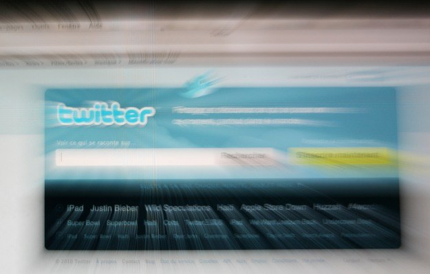 Twitterowi też zdarzają się wpadki... /AFP