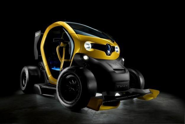 Twizy Renault Sport F1 /