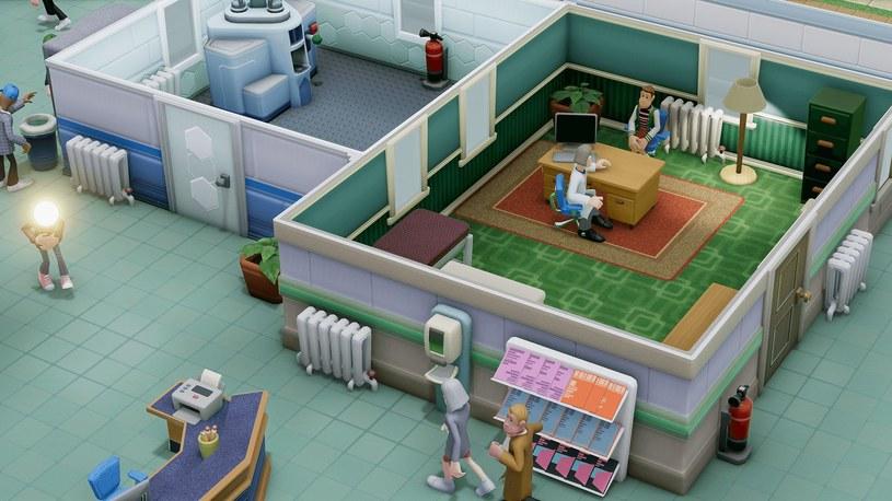 Two Point Hospital /materiały prasowe