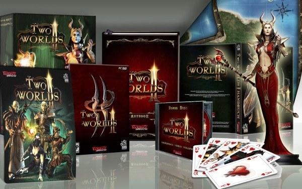 Two Worlds II - wydanie kolekcjonerskie /Informacja prasowa
