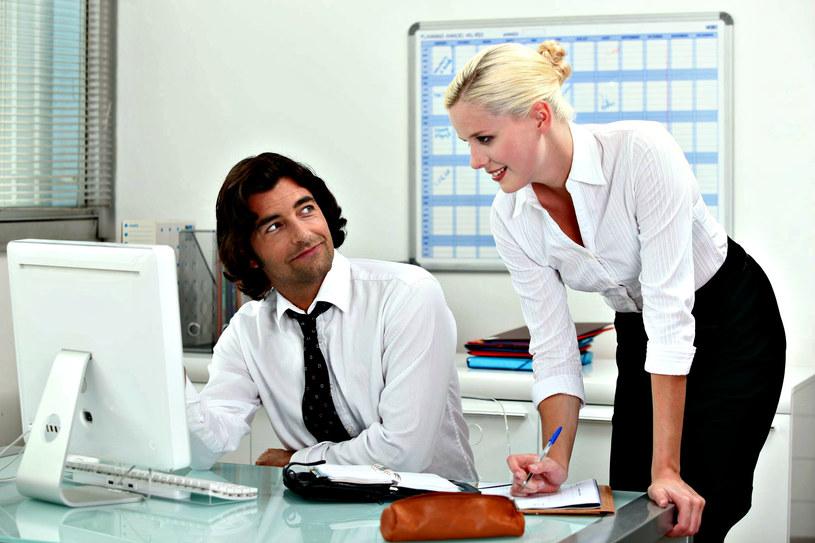 Twoja żona nie przepada za twoją szefową lub współpracownicą? Jest na to sposób /123RF/PICSEL