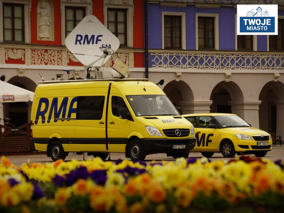 Twoje Miasto w Faktach RMF FM odwiedzi Żory /Michał Dukaczewski /RMF FM