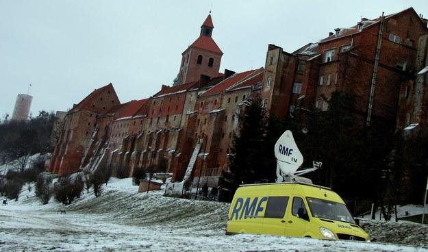 Twoje Miasto w Faktach RMF FM: Odwiedziliśmy Grudziądz!