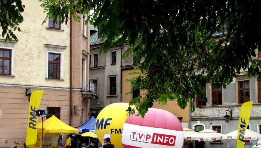 Twoje Miasto w RMF FM i TVP Info. Wizyta w Lublinie od kuchni