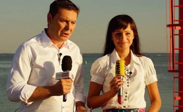 Twoje Miasto w RMF FM i TVP Info znad morza: Jesteśmy w Kołobrzegu!