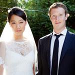 Twórca Facebooka ożenił się