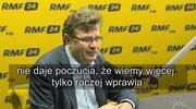 """Twórca hasła """"IV RP"""" Rafał Matyja o ustaleniach podkomisji Macierewicza: Jak się nie ma dowodów, to się nie mówi nic"""